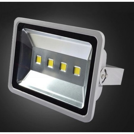 200W led bouwlamp IP65 koud wit