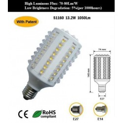 Led spaarlamp LM1160 3XSRY (100w)vervanger