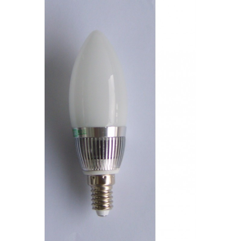 LED | kaars | Lamp | E14  | dimbaar | helder