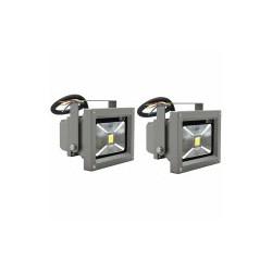 10w LED  Schijnwerper koud...