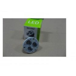 LED spot | 3x1 Watt | GU5.3...