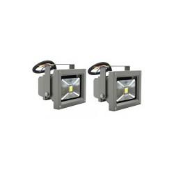 2 x LED Bouwlamp 20W...