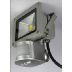 20W LED Bouwlamp 12V-CW...