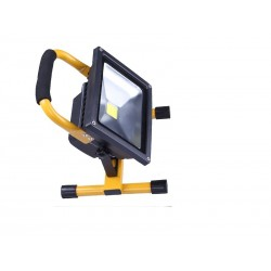 50w LED Bouwlamp warm wit...
