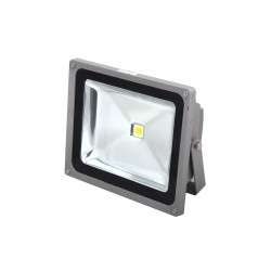 30W LED Bouwlamp IP65 koud wit