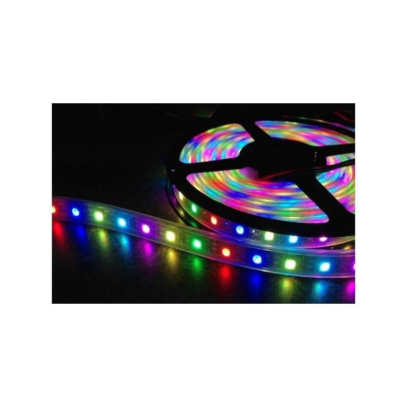 RGB LED strip 5 meter  300 leds voor binnen
