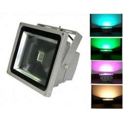50W RGB LED Bouwlamp...