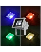 RGB bouw lampem